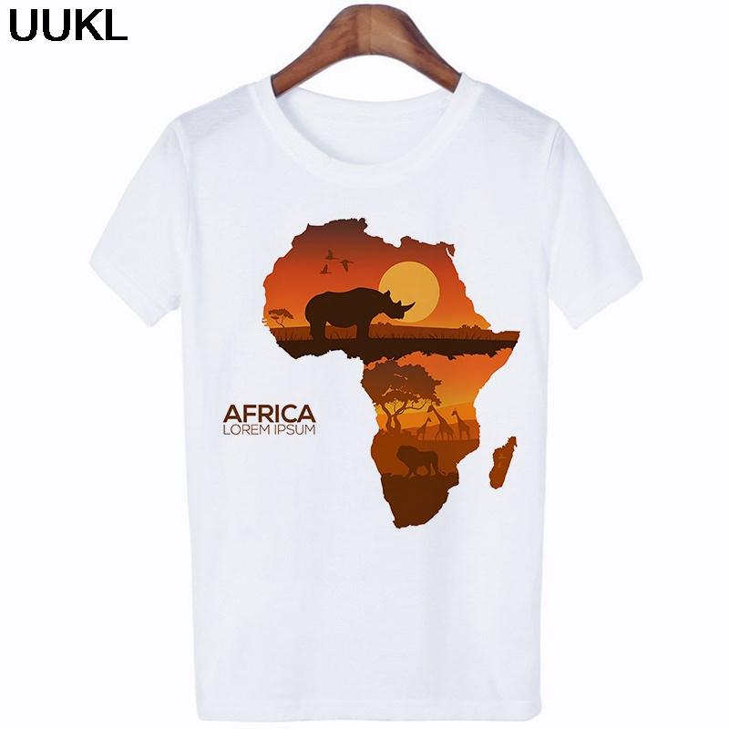 H8e3110d4073d44b9b054db77fd5541780 - Poleras Mujer De Moda Summer Female T-shirt Harajuku Letter African Plate T Shirt Leisure Fashion Tshirt Tops Hipster Shirt