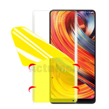 3D Soft Full Cover Hydrogel Screen Protector For Xiao mi mi xi mi x2 mi x2S mi x3 protective film mi mi x 2 2 s 3 NON Glass mi