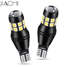 Jiachi 100Pcs T15 Led T16 W16W 921 3030SMD 20Leds Canbus Obc Fout Gratis Led Back Light Omkeren Verlichting 1200LM Wit 12 24V