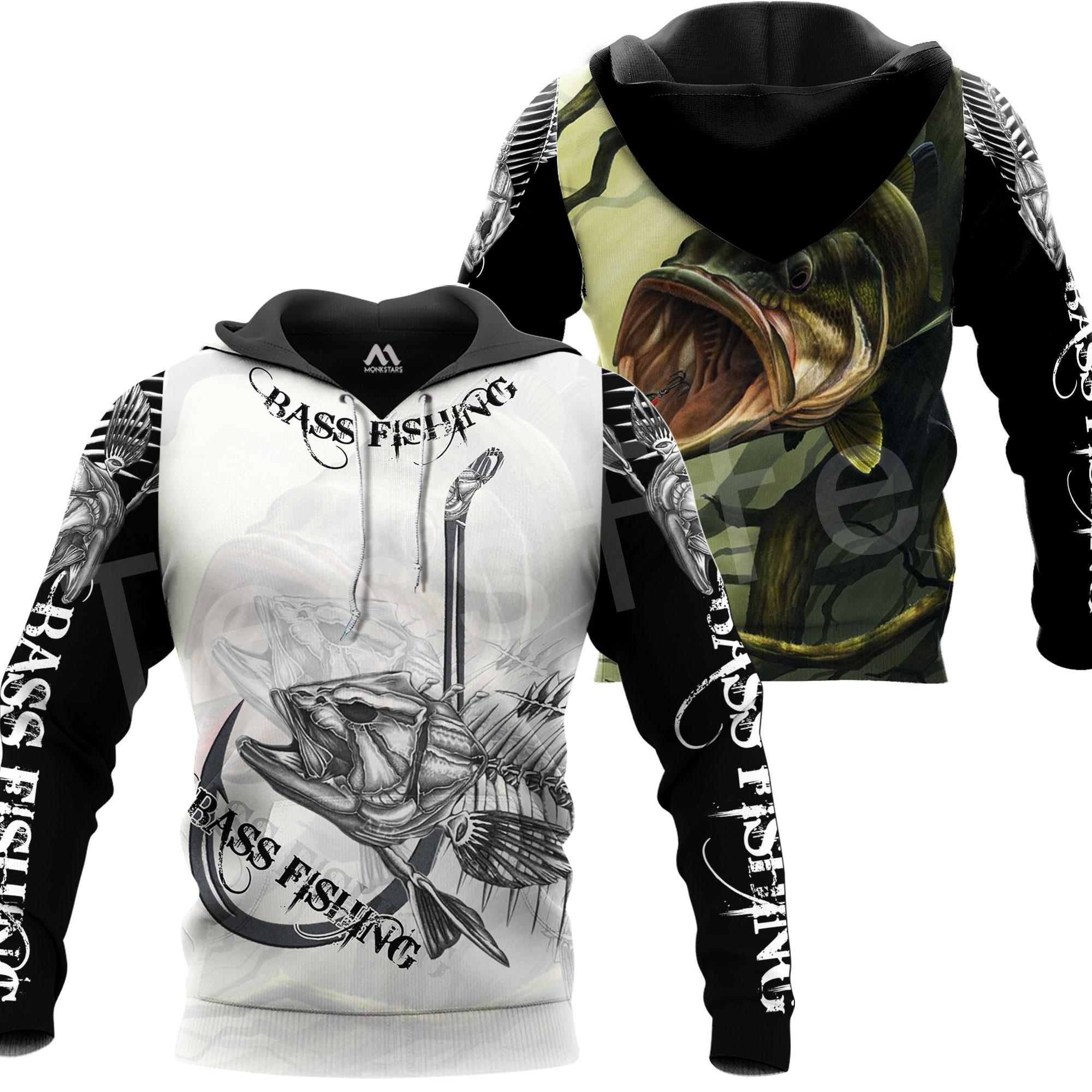 Tessffel NewFashion Animal Marlin Hunting Fishing Harajuku Casual Pullover 3DPrint Zipper/Hoodie/Sweatshirt/Jacket/Men/Women S17