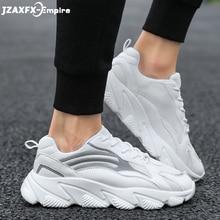 Men Fashion Sneaker Comfortable Walking Shoes for men zapatos de hombre Top Quality casual shoes