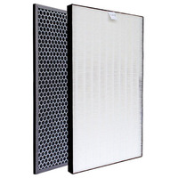 Air Purifier Filter/Carbon Filter For Sharp KC 860E Kc 850U Kc 860U Series Tool Clean Up Kit
