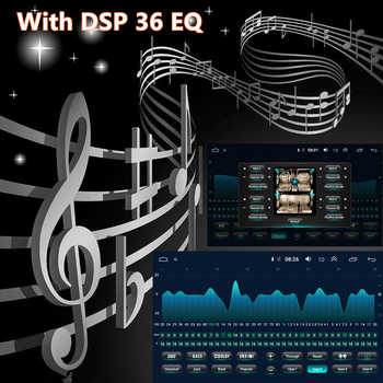 4G DSP 36EQ 2.5D Android car multimedia player for Toyota Corolla 2007 2008 2009 2010 2011 CAR gps navigation autoradio recorder