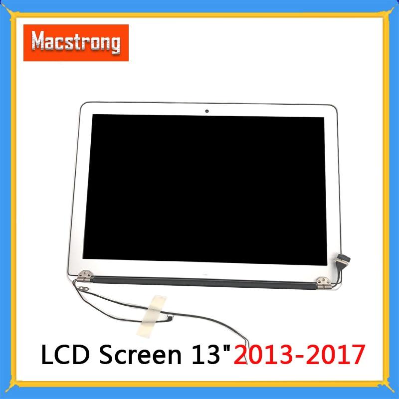 Новый сборный ЖК-дисплей A1466 для Macbook Air 13,3 дюйма, A1466, ЖК-дисплей, экран в сборе 661-7475, EMC 2632, EMC 2925, 3178, 2013-2017, MD760