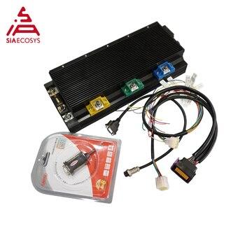 APT Programmable FOC AE96600 72V 96V 8kW 10kw PM BLDC Sinoidal Motor Driver Speed controller