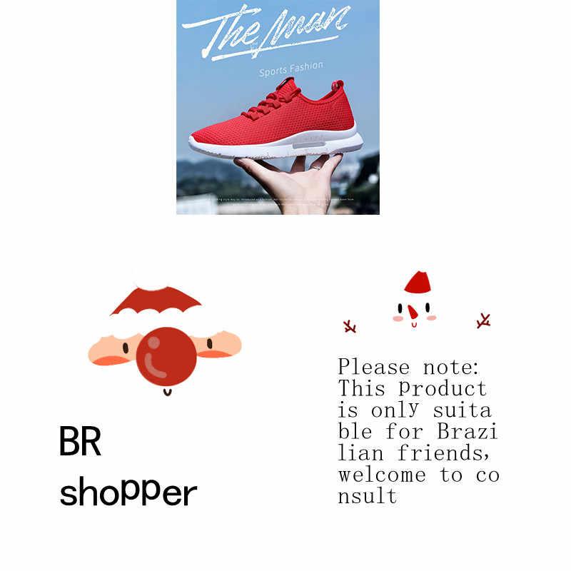 2019 moda ayakkabı erkekler yüksek kaliteli erkek rahat ayakkabılar