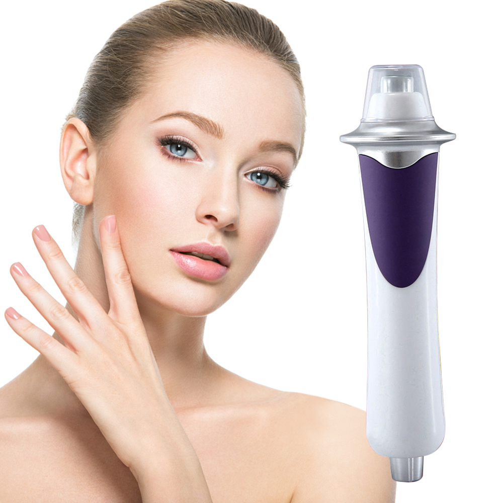 EMS Microcurrent Face Portable RF  Beauty Pen Multifunction Radio Frequency Face Lifting Massager Skin Anti-wrinkle Remover