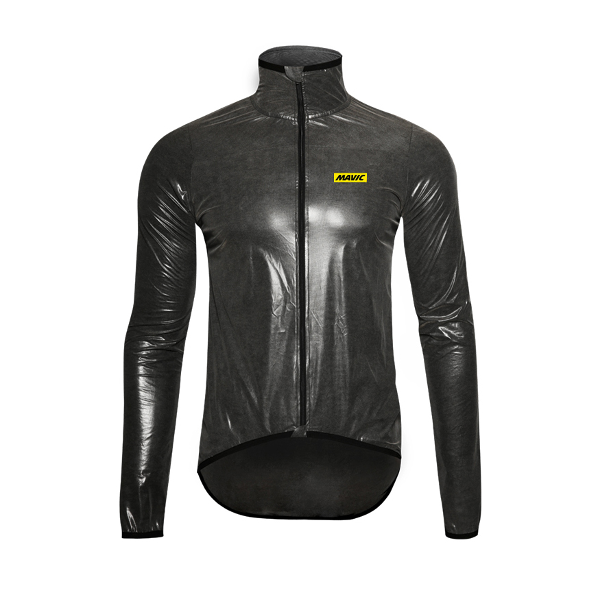 2020 New Mavic Spring Super Lightweight Cycling Rain Jacket Windproof High Breathable 2-layer Fabric Waterproof Cycling Jacket