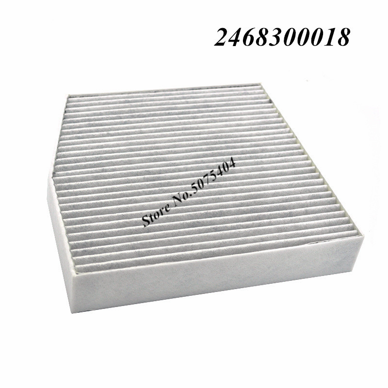 Brand New Cabin Filter A2468300018 External Air Conditioning Filter Replacement Filter For BENZ 2468300018 #FT300C