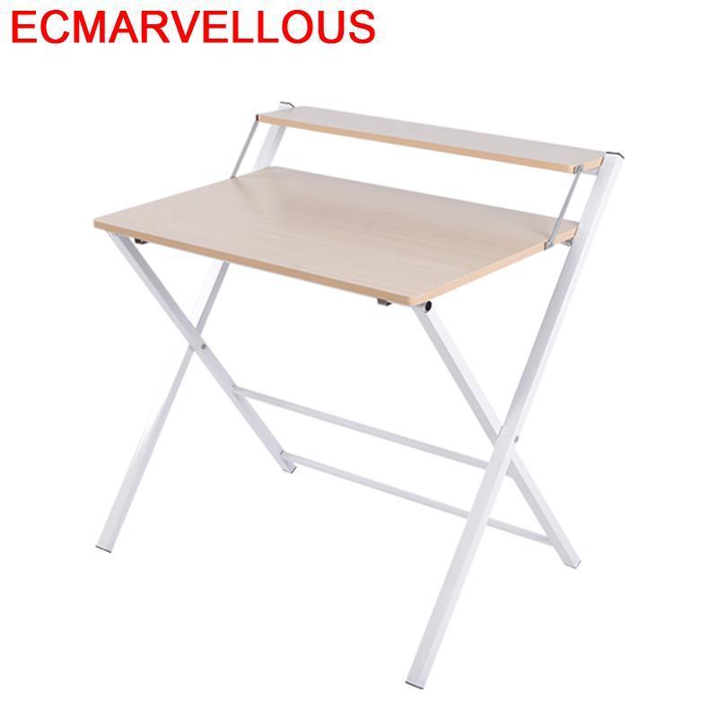 Portatil Furniture Small Escritorio Scrivania Ufficio Biurko Office Adjustable Bedside Mesa Tablo Computer Desk Study Table