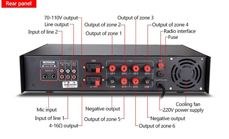 Cheap Áudio p palco
