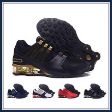 2019 Chaussures Shox Avenue 802 Mens Running Sports Shoes Ch