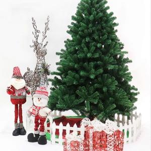 Image 2 - Strongwell 120/150/180/210CM şifreleme yapay noel ağacı dekorasyon noel dekorasyon ev dekor yeşil ağaç