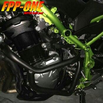FOR KAWASAKI Z900 2017 Motorcycle Accessories Metal Engine Guard Bumper
