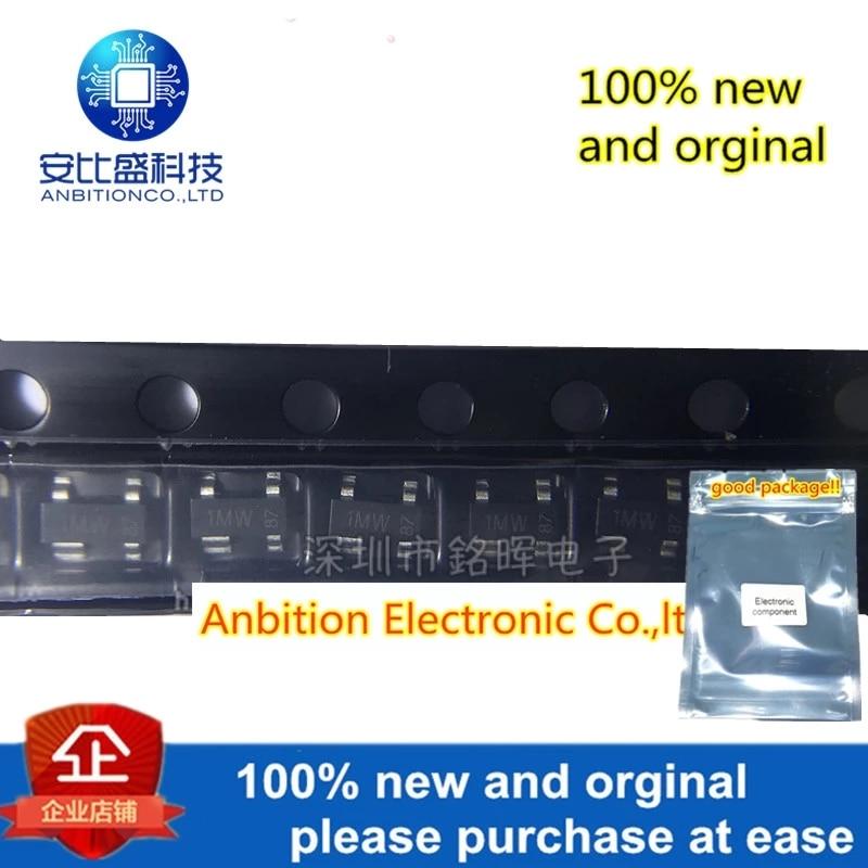 10 шт. 100% новый и оригинальный BCV61 Шелковый экран 1 мВт SOT143 npnуниверсальный двойной транзистор 30 в 100mA в наличии