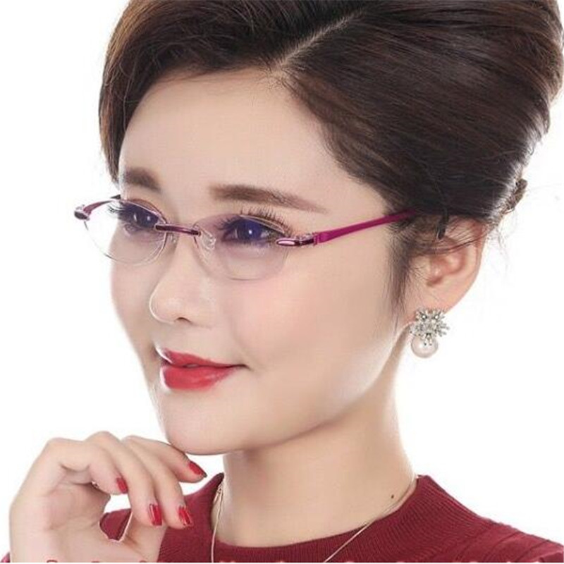 2019 Reading Glasses Women Presbyopic Glasses +1.50 +2.00 +3.00 Vasos Retro Eyewear Oculos De Grau Feminino Prescription Glasses