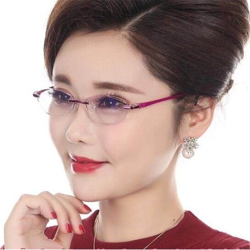 2019 Reading Glasses Women Presbyopic Glasses +1.50 +2.00 +3.00 Vasos Retro Eyewear Oculos De Grau Feminino Prescription Glasses