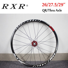 Rim Wheel-Sets Mountain-Bike RXR Front 7-11-Speed Shimano Aluminum Mtb 26 Rear Cassette