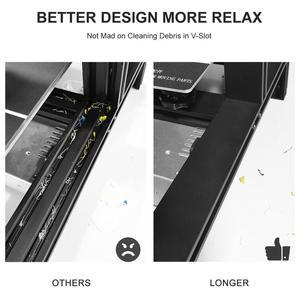 "Image 4 - כבר LK4 פרו פתוח מקור 3D מדפסת 4.3 ""מלא צבע מגע מסך מלא מתכת גבוהה דיוק Impresora 3D"