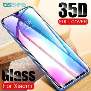 Tempered Glass on the For Xiaomi Mi 9 CC9 CC9E Mi 8 SE A1 A2 A3 Lite Pocophone F1 Screen Protector Protective Glass Film Case(China)