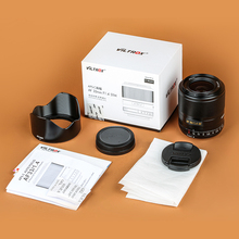 VILTROX AF 33mm AF33mm f/1.4XF אוטומטי פוקוס קבוע פוקוס עדשת F1.4 עדשה למצלמה Fujifilm X הר X T3 X H1 X20 X T30 X T20 X T10