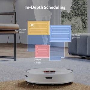 Image 5 - مكنسة كهربائية من Roborock S50 S55 Xiao mi 2 لتنظيف ممسحة المنزل وتنظيف الأتربة ومسار كنس ذكي مخطط له روبوت mi