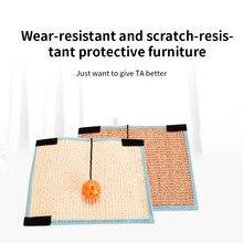 Chair Leg-Protector Desk-Leg Kitten-Mat Scratch-Mat Cat Play Hot