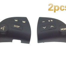 2pcs Original for Toyota Lexus ES350 Steering Wheel Button 240 Multifunctional Bluetooth Speaker Button Switch 84250-33190