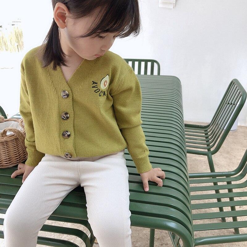 abacate bonito bordado blusas meninas 4 cores 01