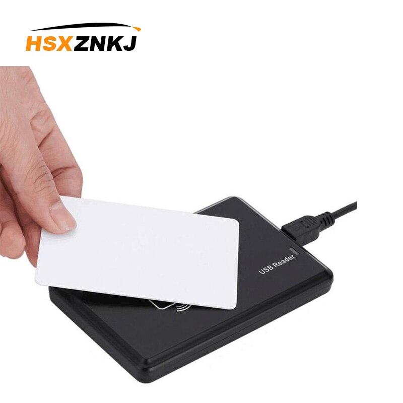 USB 125 кГц RFID считыватель писатель копия EM4305 T5567 кард-ридер копир программатор горелка для контроля доступа Домашняя безопасность