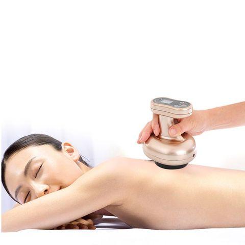 raspagem massageador eletrico 9 modos de escavacao