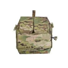 الوهم twinfalcon الحقيبة التكتيكية الرمز البريدي على لوحة لل سترة التكتيكية العسكرية مول زيبر حزمة 500D Cordura TW P042