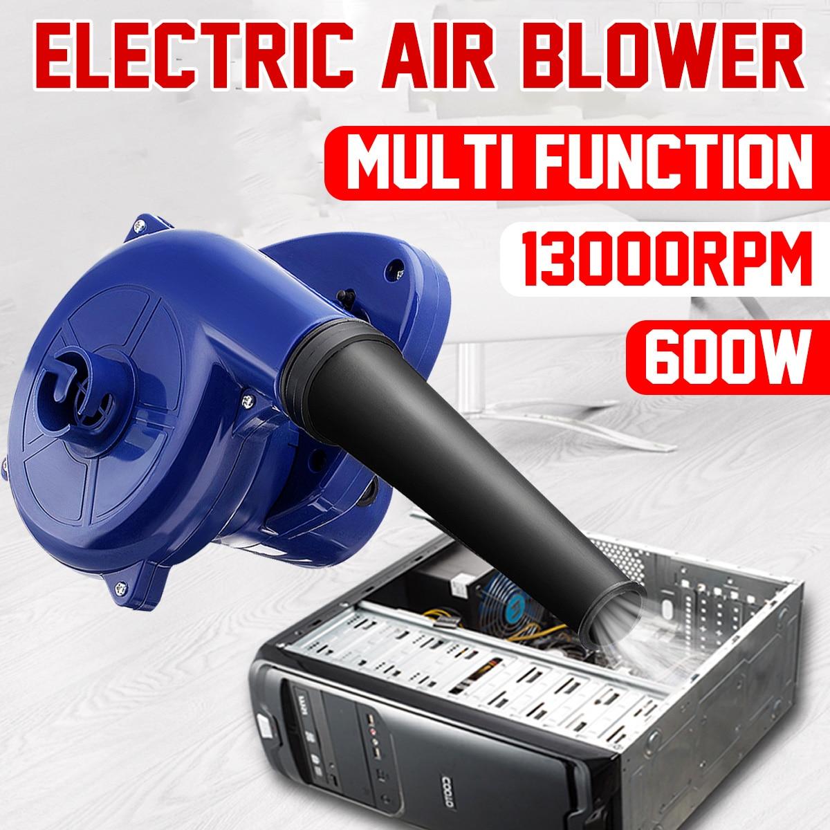 600 Вт 220 В электрический портативный вентилятор пылесос для компьютера Электрический промышленный воздушный вентилятор пылеуловитель для офиса|Воздуходув|   | АлиЭкспресс