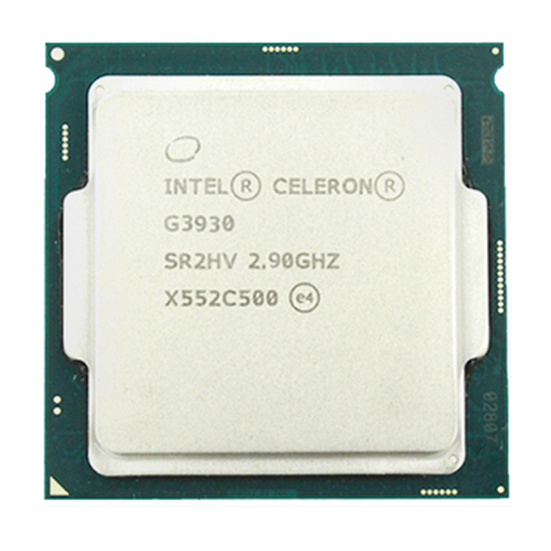 <font><b>Intel</b></font> G3930 g3930 <font><b>CPU</b></font> 2.9G 51W 2 Cores 2 Threads <font><b>1151</b></font> 14NM HD610 DDR4 Desktop PC <font><b>cpu</b></font> image