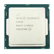 Intel G3930 g3930 CPU 2,9G 51W 2 Kerne 2 Themen 1151 14NM HD610 DDR4 Desktop PC cpu