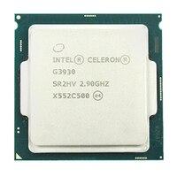 Intel G3930 g3930 Núcleos de CPU 2.9G 51W 2 2 Threads 1151 14NM HD610 DDR4 PC Desktop cpu