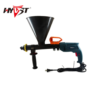 Hot sale Electric Mortar Grouting Pointing Gun Portable Cement Filling OMG-V  Fit for  glue, mending-leakage, cement grouting