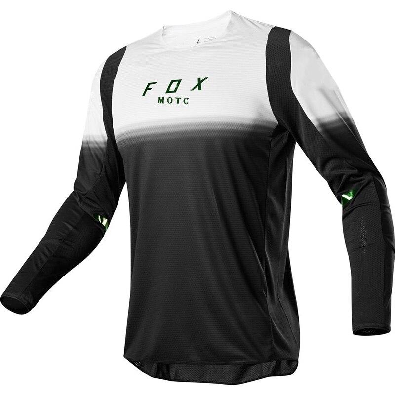 Велосипедная Джерси, мужская рубашка для мотокросса, мотоциклетная Джерси, одежда для горных велосипедов Mx, одежда для велоспорта с длинным...