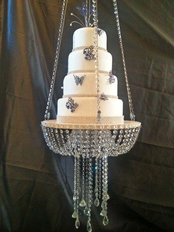 wedding : wedding hanging cake stand fantasy weddings and decor wedding cake chandeliers