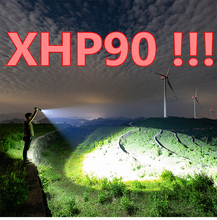 Najbardziej potężny XHP90 latarka LED XLamp Zoom latarka XHP70 2 USB akumulator latarka taktyczna 18650 lub 26650 do biegania latarka myśliwska tanie tanio yunmai CN (pochodzenie) Odporny na wstrząsy Samoobrona Twarde Światło Regulowany 1909 200 m 2-4 plików Camping fishing Hiking Working etc