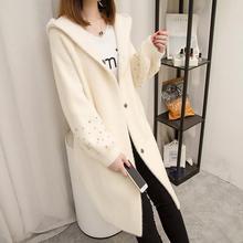 2019 カシミヤ女性のコート フェイクファーコートの女性の秋ショート暖かいジャケットコート女性ふわふわテディ冬コート生き抜く