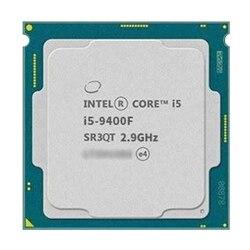 Intel Core I5 9400F Enam Inti Enam Benang I5 9400F 6 Core 6-Benang 9M processor LGA 1151 Potongan Tersebar CPU