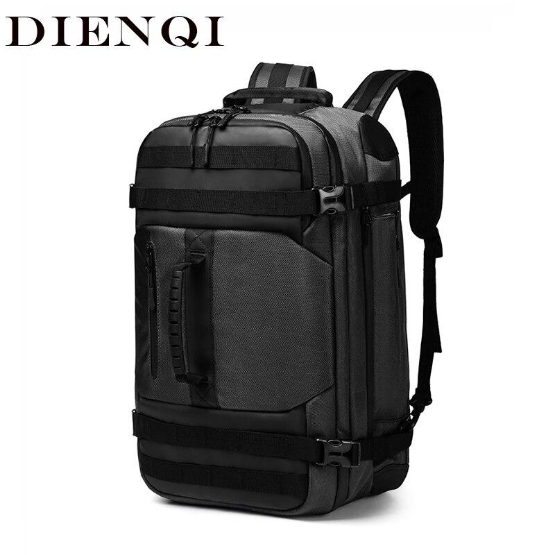DIANQI Водонепроницаемая дорожная сумка для путешествий Большая вместительная сумка для обуви дорожные сумки многофункциональная Мужская спортивная сумка для ноутбука сумка для переноски багажа