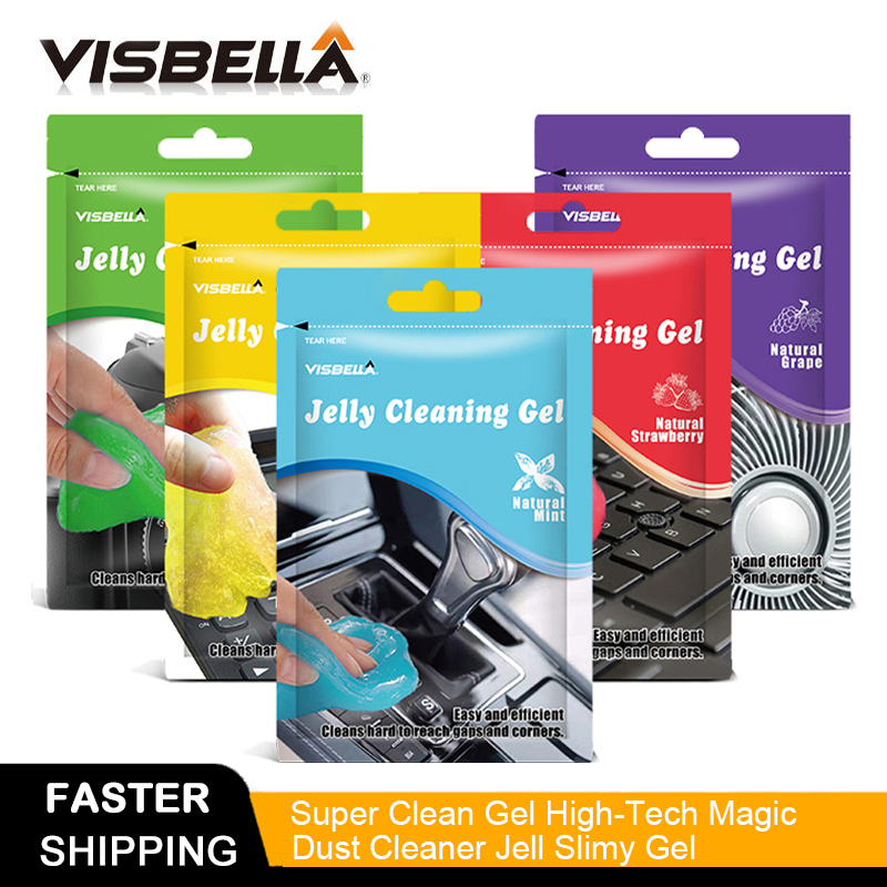 Super Jelly Cleaning Gel Hand Tool Sets
