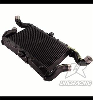 Intercooler Fits For Nissan GT-R 35 2008-2010 357KW/485PS & GT-R 35 2011-2016 Black