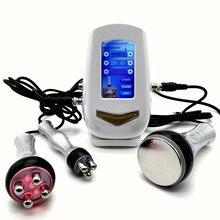Wyszczuplanie ciała 40K kawitacja ultradźwiękowy odchudzanie odmładzanie skóry urządzenie kosmetyczne Multipolar RF skóry dokręcić przeciwzmarszczkowy