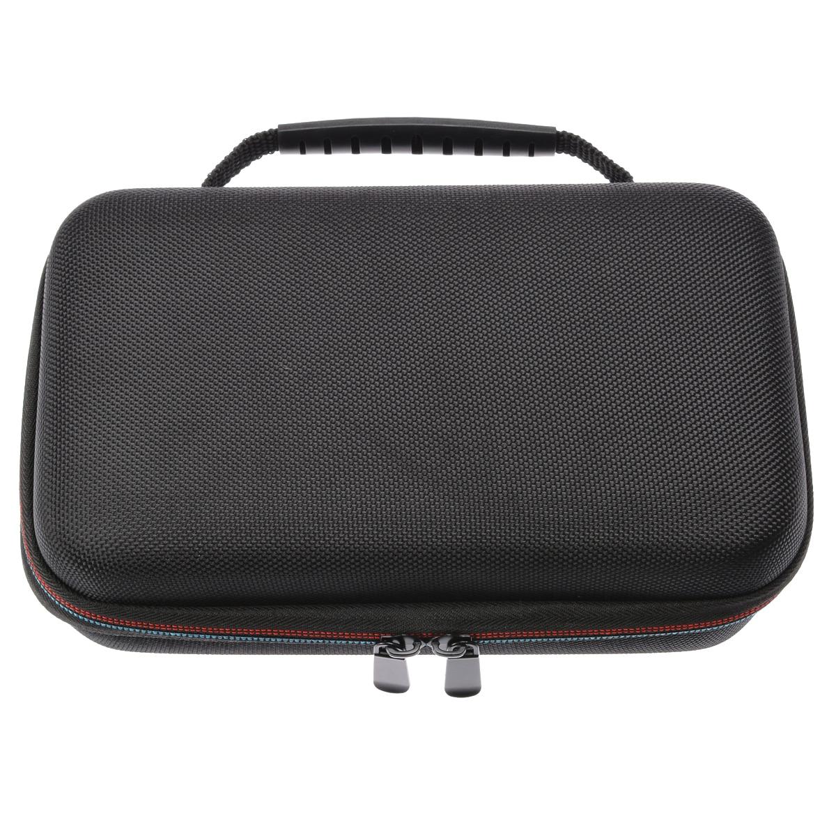 Multimeter Storage Bag Black Cloth Multipurpose Instrument Carry Case Bag Waterproof Case For F117C/ F17B Digital Multimeter