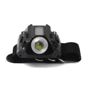 Image 4 - HoneyFly Watch Flash Light Led LED Wristlight Rechargeable Lamps Lantern Waterproof Wrist Lighting Torch Outdoor lamp