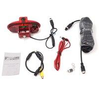 Backup Bremslicht Rückfahr Rückansicht Kamera CMOS für Opel Vivaro/Trafic 2001 2014 Wasserdichte 170 Dritte Bremse licht Kamera-in Fahrzeugkamera aus Kraftfahrzeuge und Motorräder bei