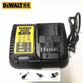 Charger DCB115 for DEWALT DCS373 DCH133 DCD996 DCD995 DCD991 DCD990 DCD796 DCD795 DCD790 DCD785 DCD777 DCD735 DCD730 DCF889